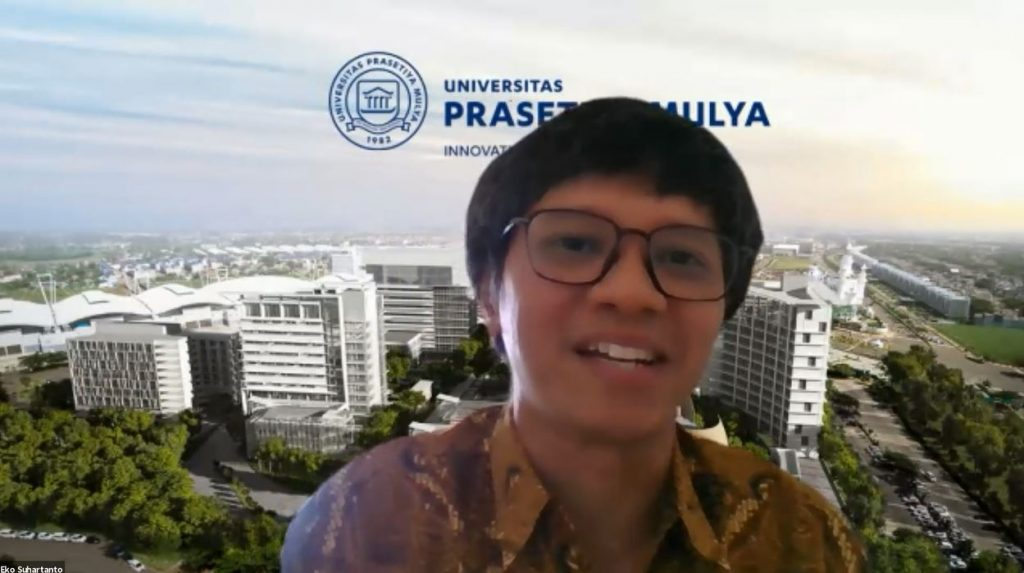 Eko Suhartanto, P.hD